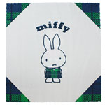 両面クロス [GR] (miffy and check)